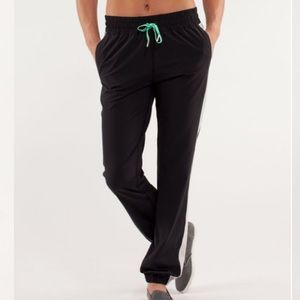 Lululemon Work It Out Track Pants